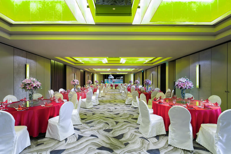 Golden Tulip Bund New Asia meeting room