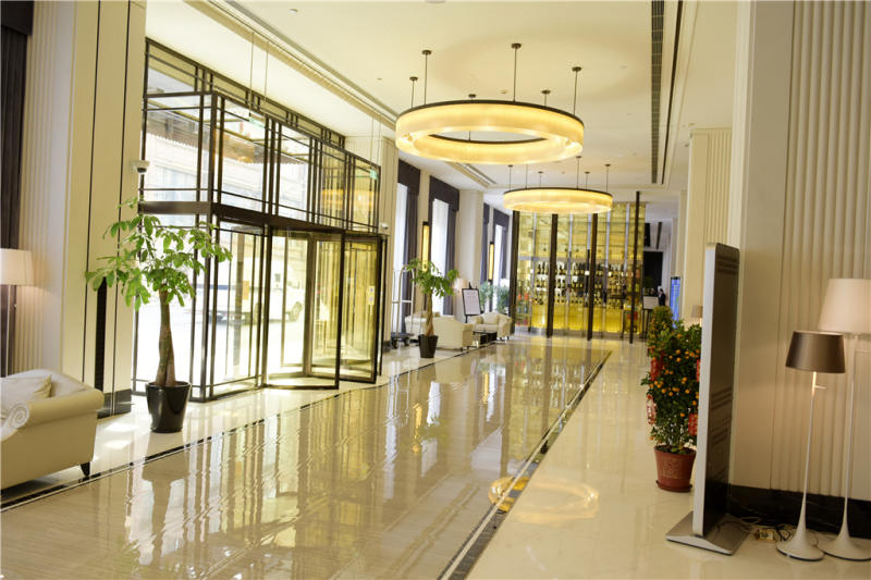 Golden Tulip Bund New Asia Hotel public area