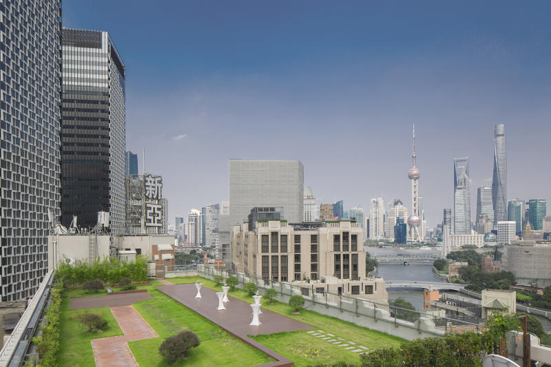 Golden Tulip Bund New Asia 图片